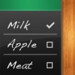 application shopping list free