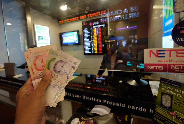 Dollar Singapour